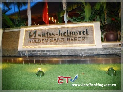 Hội An Swiss Belhotel Golden Sand Resort