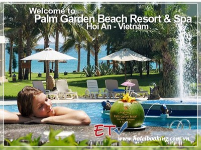 Palm Garden Resort - Hội An