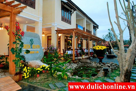 Hoian Green Heaven Resort