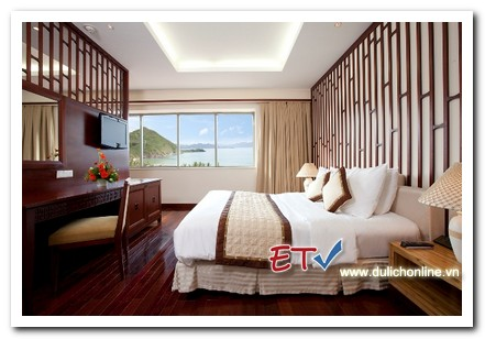 Vinpearl Resort and Spa Nha Trang - Phòng Junior Suite khu Deluxe building